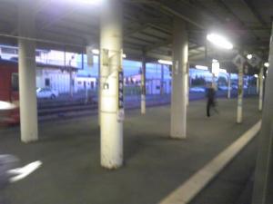 滝川駅でーす。