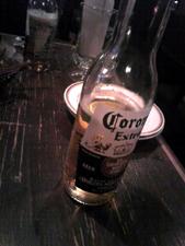 札幌についた後、友達と飲んだコロナ。