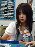 二階堂裕香さん。