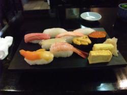 日本海の寿司や~。