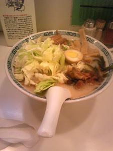 新宿「桂花」の太肉麺♪