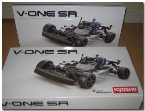 V-ONE SR 2台