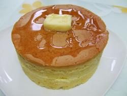 巨ホットケーキ