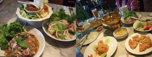 タイ料理いっぱい