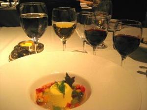 ワイン&ディナー8