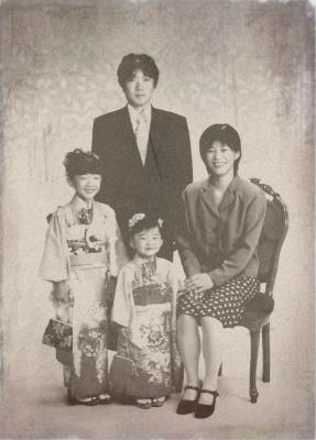 明治期の家族写真
