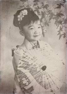 祖母の姉の写真?