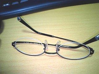 2009年2月9日 新しい眼鏡を購入