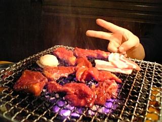 食べ物 2009年5月2日 焼肉 1