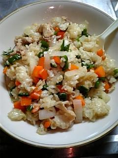 料理 2009年6月14日 炒飯