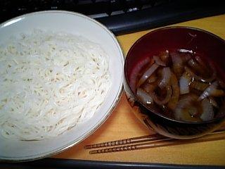 料理 2009年7月20日 素麺
