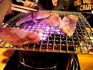 食べ物 2009年8月5日 焼肉