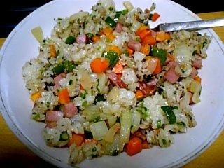 料理 2009年8月24日 チャーハン