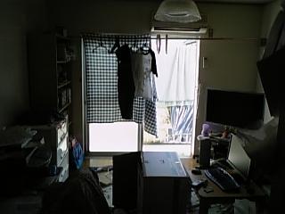 模様替え前 2009年5月1日