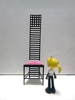 エドと椅子