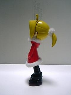 クリスマス服その2