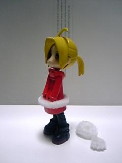 クリスマス服作成その3