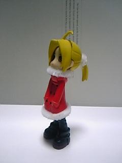 クリスマス服作成その6