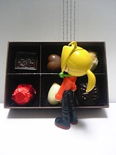 チョコ(その2)