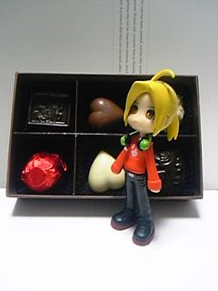 チョコ(その3)