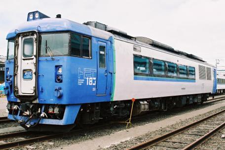 キハ183-101