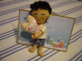 ○トちゃん人形♪