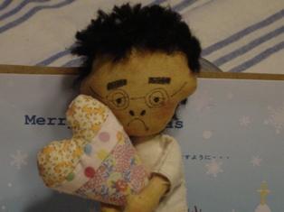 ○トちゃん人形・・・アップ♪