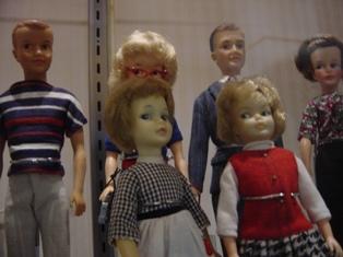 レトロなお人形♪
