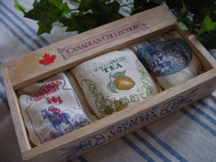 カナダの紅茶♪