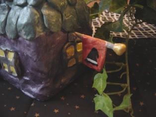 ハロウィン貯金箱-5
