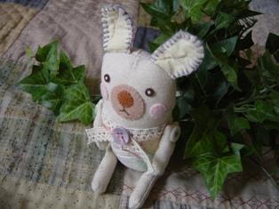 ウサギちゃん♪