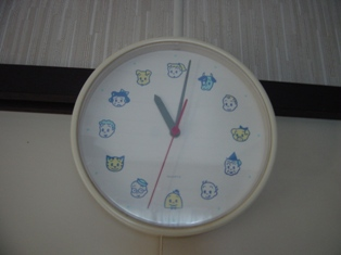 OSAMU GOODS 時計♪