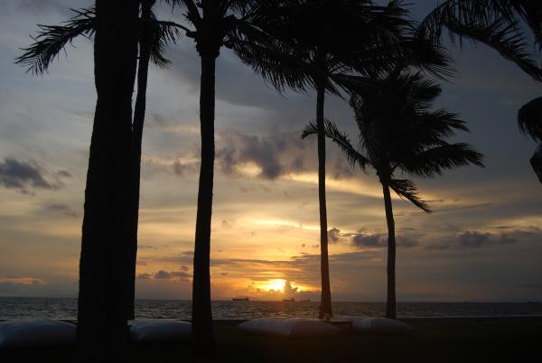 Sunset 15:40