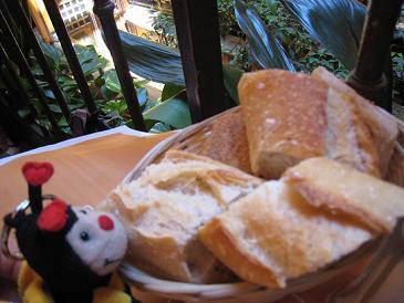 MOISANのパン