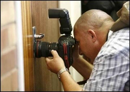 プロのカメラマン2