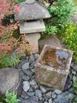 武家屋敷の綺麗な庭