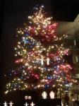 MIKIMOTOのクリスマスツリー