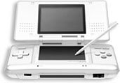 Nintendo DS White