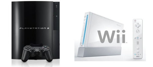 PS3 and Wii
