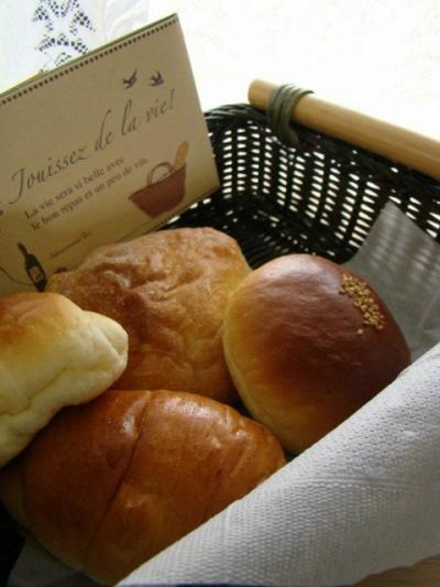パン工房 BAKU麦 さんのパン