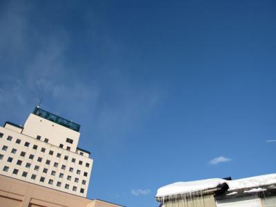 2月28日(火)の天気