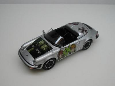 PORSCHE  911 SPEED STER (DX Ver)