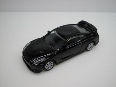 NISSAN  GT-R R35 BLACK