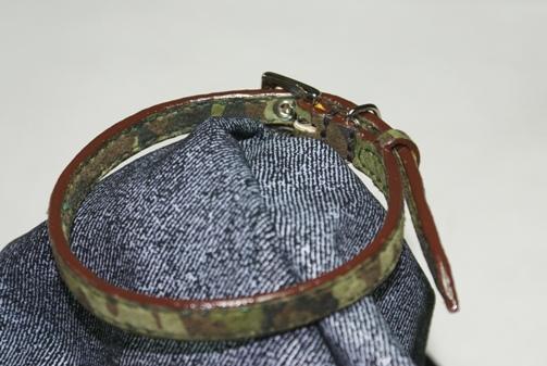 首輪タイプネームタグ付きネックレス