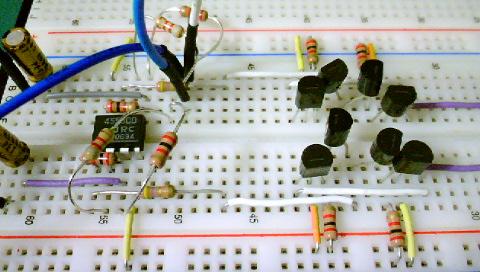 アンプ回路