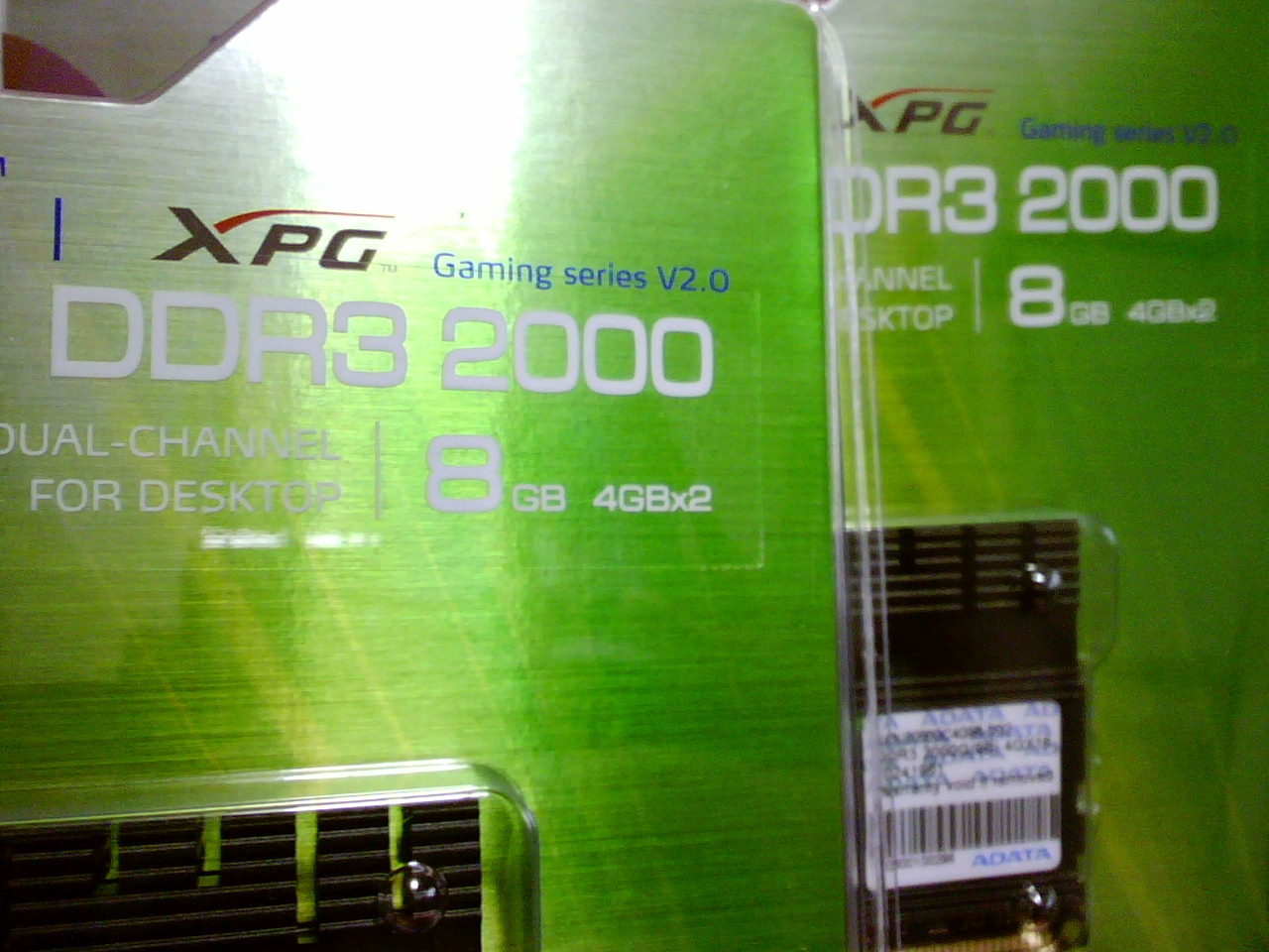 ddr3-2000 16gb