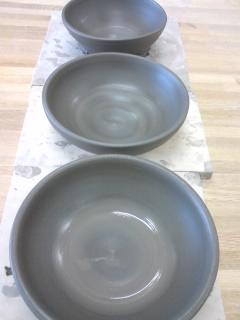 松子スープ皿