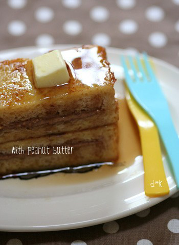 バター×メープルシロップ