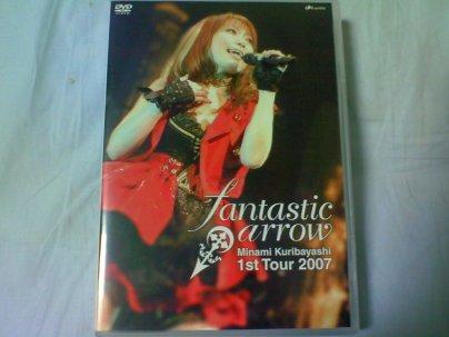 fantastic arrow Minami Kuribayashi 1st Tour 2007