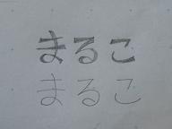 文字・彫り方・ちょうちょ 005 blog